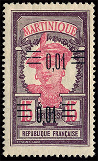 Stamp Timbre Colonies Francaises Nouvelle Caledonie N° 140 **