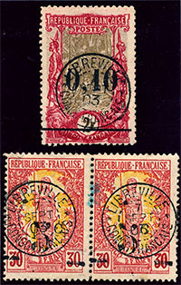 Stamp Timbre Colonies Francaises Guyanne N° 110 **